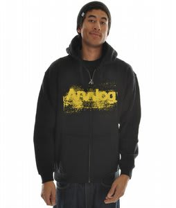 Analog The Plan Basic Hoodie True Black 