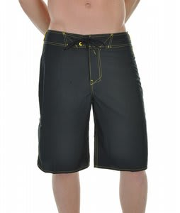 Analog Jet Setter Boardshorts True Black