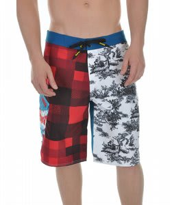 Analog Palette Boardshorts Twilight