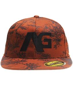 Analog Triumph Flexfit Cap Rust