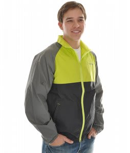 Analog Team Player Jacket Lime Green