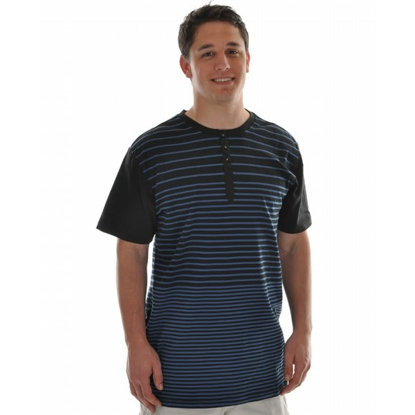 Analog Amplify S/S Henley T-Shirt
