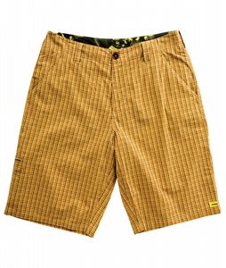 Analog Baker 22 Shorts Gold