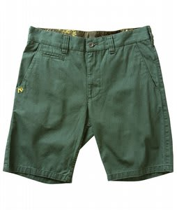Analog Broadcast Shorts Hunter Green
