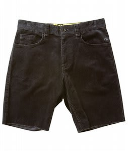 Analog Hacksaw 24 Shorts True Black
