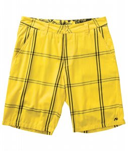 Analog Marley 20 Shorts Yellog