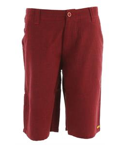 Analog Surplus Shorts Red Venom