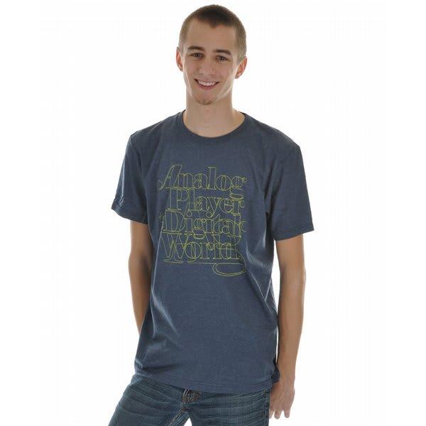 Analog Endurance S/S T-Shirt