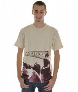 Analog Venerator Fitted S/S T-Shirt Foam