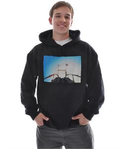 Analog Pla Craig W Hoodie True Black 
