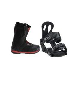 Ride Mode Boots with Burton Citizen Bindings