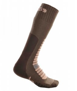 Euro Board Surpreme Socks  Brown
