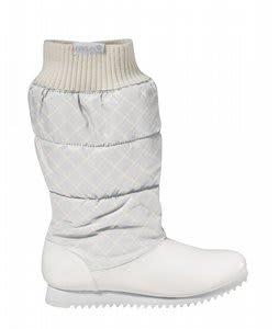 Gravis Camelia Boots White/Jasmine Green