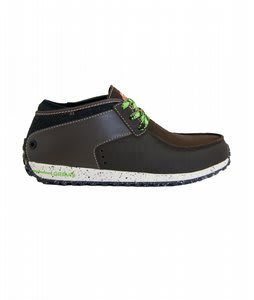 Gravis Fulton Shoes Black Coffee