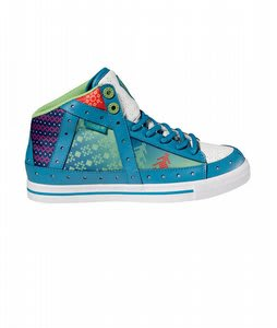 Gravis Gemini Hi Skate Shoes Caneel Bay