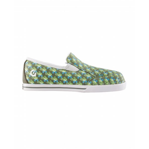 Gravis Lowdown Slip On Skate Shoes