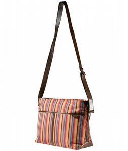 Gravis Lush Purse Orange Stripe 