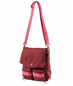 Gravis Mika Purse Beet Red 