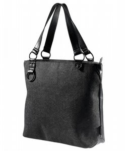 Gravis Sugar Purse Black Wool
