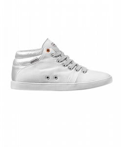 Gravis Tasha Skate Shoes White