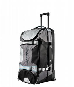 Gravis Trekker Travel Bag Forbo Black
