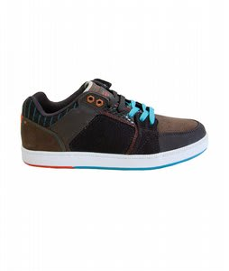 Gravis Viking Skate Shoes Dark Coffee