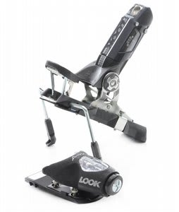 Look Px Racing 18 Ski Bindings Brushed Black