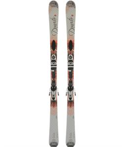 Dynastar Exclusive Fluid Skis w/ Nova EXCL AFC bindings