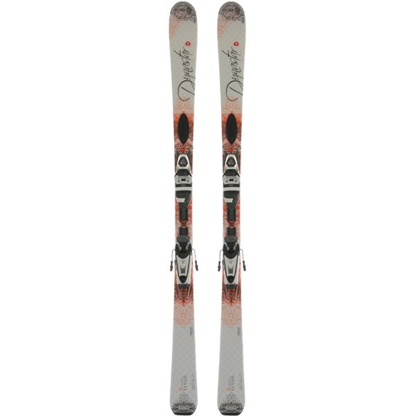 Dynastar Exclusive Fluid Skis w/ Nova EXCL AFC bindings