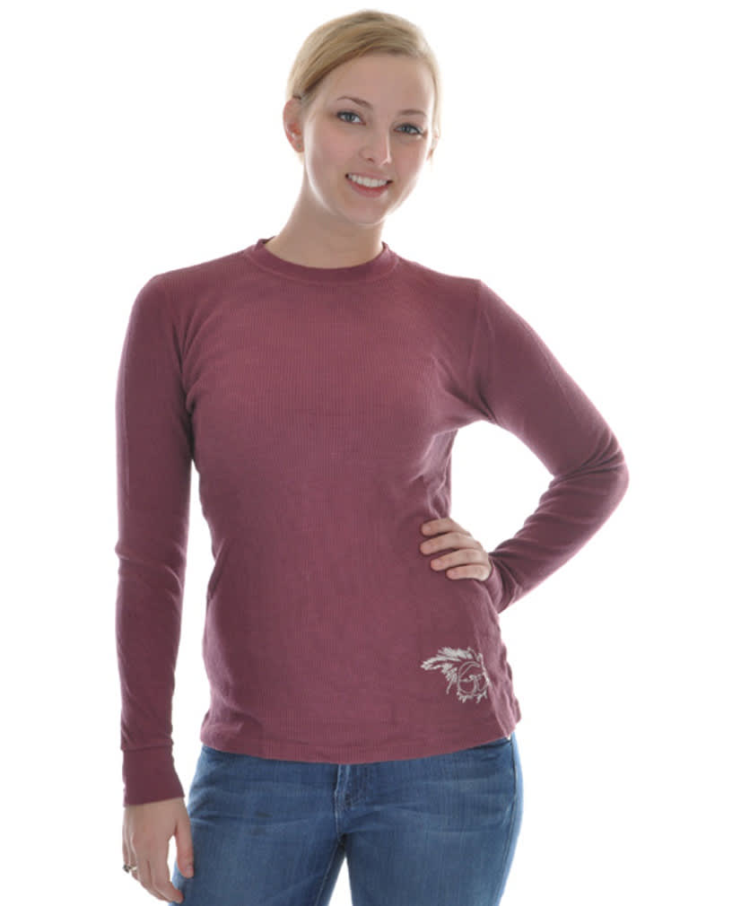 On sale arbor thermal shirt womens up to 75 off for Thermal shirt for women