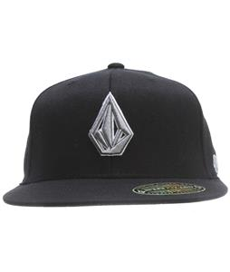 Volcom 2Stone 210 Fitted Cap Black