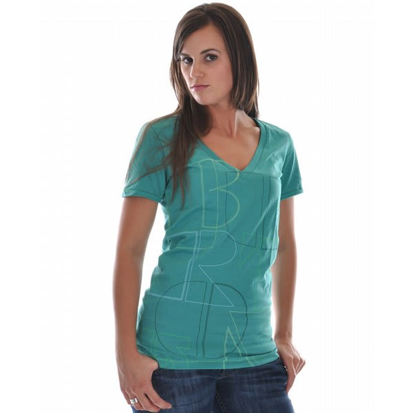 Burton Pieces V-Neck T-Shirt