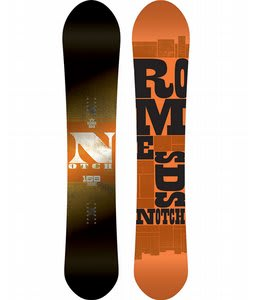Rome Notch Snowboard 158