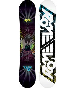 Rome Pusher Snowboard 156