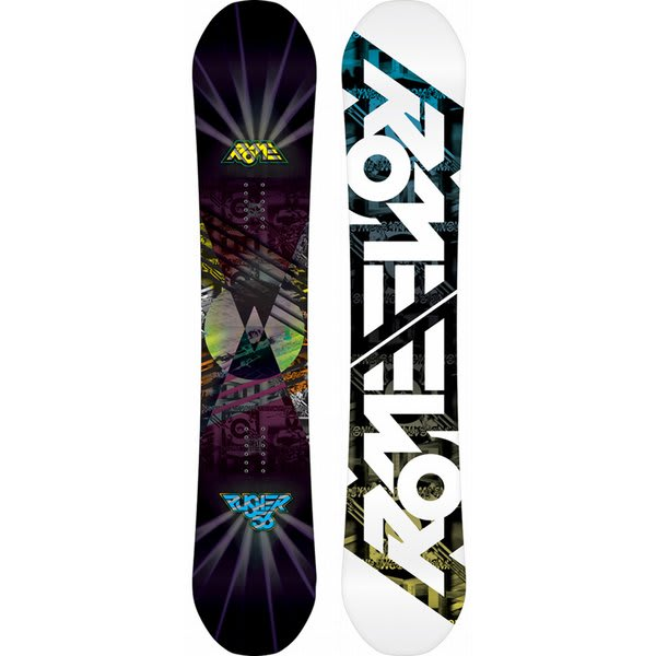 Rome Pusher Snowboard