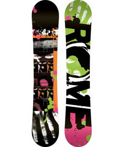 Rome Graft Snowboard 158