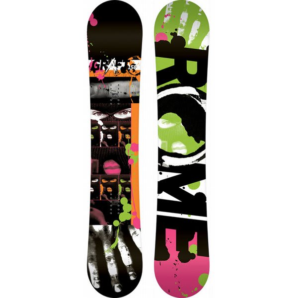 Rome Graft Snowboard