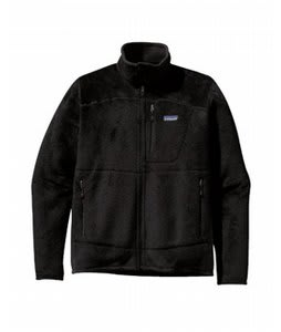 Patagonia R2 Ski Fleece Black