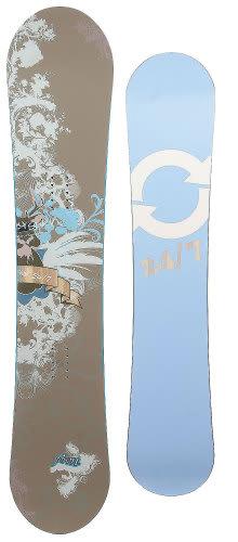 Twenty Four/Seven Fawn Snowboard