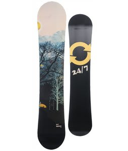 Twenty Four/Seven Highway Snowboard 148
