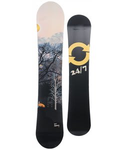 Twenty Four/Seven Highway Snowboard 152