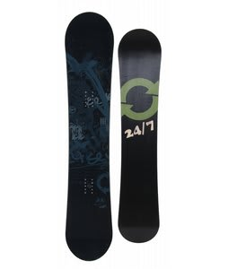 Twenty Four/Seven Night SW Snowboard 152