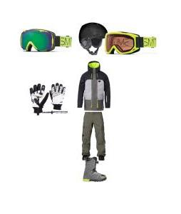 Christmas Snowboard Wishlist