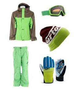 Green Mosh