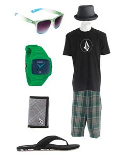 IRISH I OWNED VOLCOM