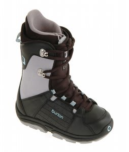 Burton Tribute Snowboard Boots Black