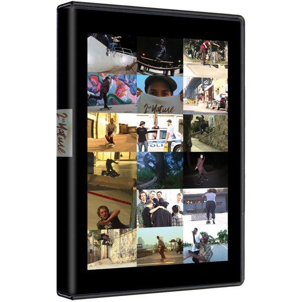 2nd Nature Skateboard DVD