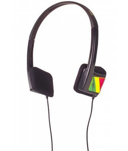 2XL Four Corners Headphones Square Rasta