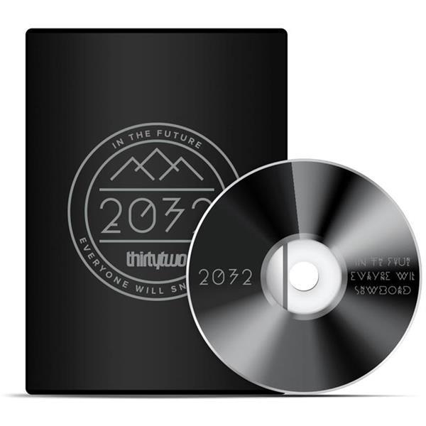 2032 Snowboard DVD