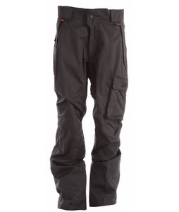 32 - Thirty Two Basement Snowboard Pants Black